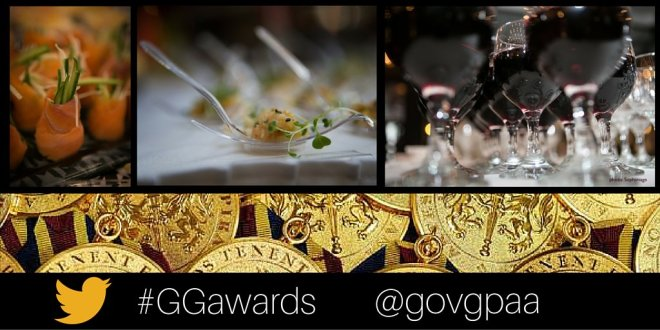 Glitz and Glamour: The 2016 Governor General's Performing Arts Awards | www.styledomination.com