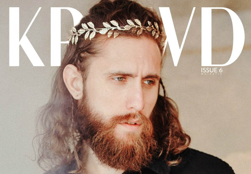 Krowd Magazine: The Majestic Issue