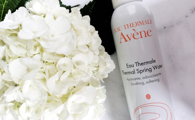 Glowing, Hydrated Skin: Avène Eau Thermale Spring Water